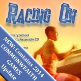 RACING ON Primary School Leavers Assembly CD