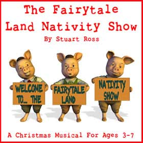 THE FAIRYTALE LAND NATIVITY SHOW - Infants and Preschool Nativity