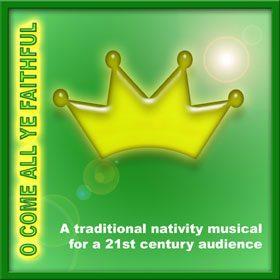 O COME ALL YE FAITHFUL - Christmas Carols Nativity Play