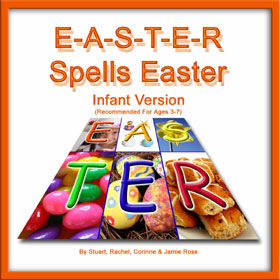 E-A-S-T-E-R Spells Easter For INFANTS - Easter Songs and Simple Script