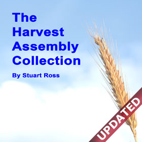 THE HARVEST ASSEMBLY COLLECTION - Harvest Songs and Assemblies