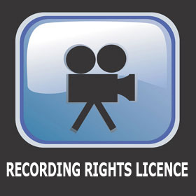 Recording Rights Licence