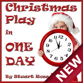 Christmas Play in ONE DAY - Instant Play For Busy Teachers