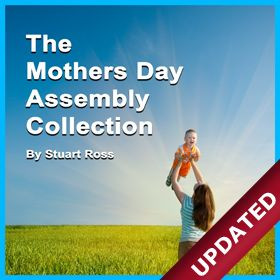 MOTHERS DAY ASSEMBLY COLLECTION - 6 Mothers Day Songs, 3 Assemblies