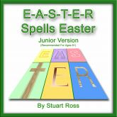 E-A-S-T-E-R Spells Easter For JUNIORS