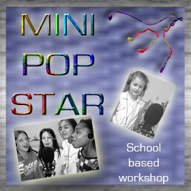 MINI POP STAR - School Music Workshop - Record a School CD